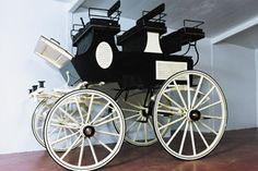 Roofseat Break Unsurpassed sporting carriage for pair, unicorn or team. The impressively noble lines of this handsome vehicle creates a ref. Old Wagons, Rocking Horses, Music Boxes, Carousels, Horse Drawn, Cookie Jars, Coaches, Pepper, Tea Pots