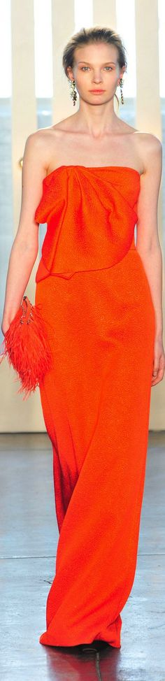 Jenny Packham at New York Fashion Week Fall 2014