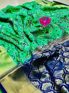 Fabric Details :Heavy Patola Silk Saree With Zari Work Designer Sarees Collection, Saree Collection, Full Weave, Silk Saree Banarasi, Handloom Weaving, Checks Saree, Brocade Blouses, Printed Sarees, Cotton Silk