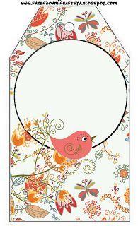 Imprimibles e imágenes de jardín vintage con pajaritos. Bird Party, Chalkboard Designs, Card Sentiments, Clothing Tags, Printable Labels, Printables, Cute Birds, Print And Cut, Resin Art