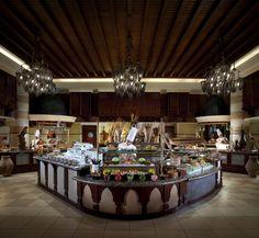Madinat Jumeirah Resort - Dubai Restaurants - Al Muna - Buffet
