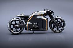 Lotus C-01 Superbike designed by Daniel Simon