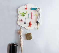 30 Clever Ways to Keep Your Jewelry Organized via Brit + Co