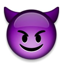 1000 images about emoji on pinterest android smiling faces and emojis - Emoticon diable ...