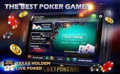 Bertaruh di live poker online deposit 10rb di luxypoker99 adalah sebuah agen poker online dengan minimal deposit 10rb untuk anda bermain poker online.
