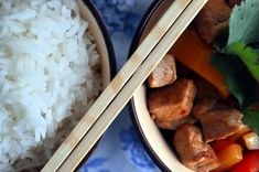 Svingod wok med sursøt saus