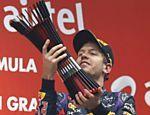 Folha de S.Paulo - Esporte - Vettel vence na Índia e torna-se o mais jovem tetracampeão da F-1 - 27/10/2013