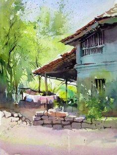 landscapes – milind mulick landscapes | & his art..