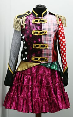 Karnevalsjacke für Damen - Famous Last Words Purim Costumes, Carnival Costumes, Jacket Dress, Dress Up, Steampunk Cosplay, Masquerade Party, Costume Dress, Boho Outfits, Couture Fashion