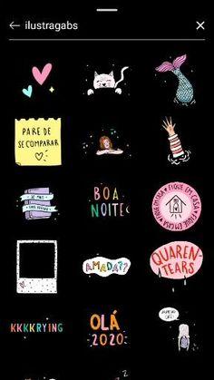 Noms Snapchat, Snapchat Selfies, Snapchat Stickers, Instagram Emoji, Instagram Blog, Instagram Story Ideas, Instagram Photo Editing, Creative Instagram Stories, Aesthetic Iphone Wallpaper