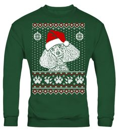 Poodle Lover Ugly Sweatshirt