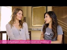 """Bianca Jade of MizzFIT.com sits down with the bravest woman in fitness, Lauren Berlingeri, who is the host of """"Woman Vs Workout"""" on YouTube. Lauren reveals what it's like to take on the scariest and most physically challenging missions. Her workouts may get dirty but Lauren's wellness routine is super clean. Watch MizzFIT's interview to get the scoop!"""