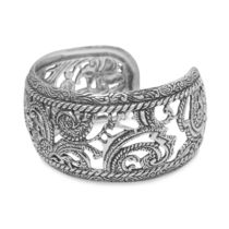 American Wester // #Silver #Rodeo #Sterling Cuff Bracelet