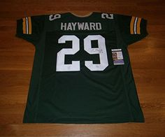Casey Hayward Autographed Jersey  w 29 COA DB  JSA Certified  Autographed NFL Jerseys ** You can get more details by clicking on the image. This Amazon pins is an affiliate link to Amazon.