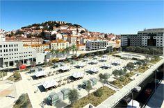 Lisboa  Mercado de fusão