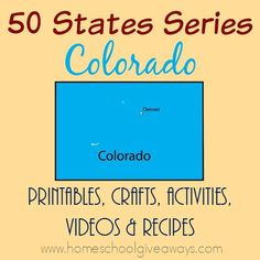 88 Best Ss Colorado Images On Pinterest In 2018 Teaching