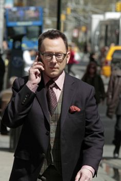 Person of Interest =-= The Fabulously Talented, Charismatic Michael Emerson Stars as 'Harold Finch' <3