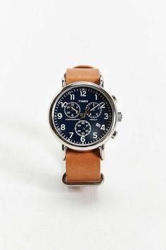 Timex Weekender Chrono Watch - UO ($80)