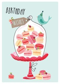 Best Birthday Quotes QUOTATION Image As The Quote Says Description Greeting Cards Felicity French Illustration