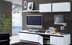 149€ Mueble de salón-comedor de 3 piezas #muebles #salón #sala #comedor #decoración #deco #mobiliario #descuento Deskontalia Planes - Descuentos del 70%. Ofertas .