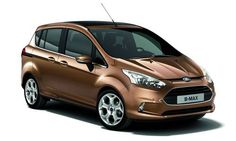 #Ford #B-Max. Conçue pour un monde en évolution, grâce à ses portes arrière coulissantes et son montant central intégré aux portes