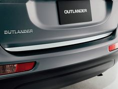 nice Great MITSUBISHI OUTLANDER 2014 NEW MODEL OEM TAILGATE PROTECTOR MZ536198EX  2018 Check more at http://24carshop.com/cars-gallery/great-mitsubishi-outlander-2014-new-model-oem-tailgate-protector-mz536198ex-2018/