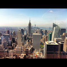 Top of the Rock - Empire