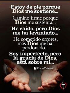 God Prayer, Prayer Quotes, Bible Verses Quotes, Faith Quotes, Christ Quotes, Christian Quotes Images, Christian Messages, Gods Love Quotes, Quotes About God