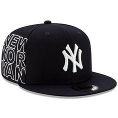 Men's New Era Navy New York Yankees Team Shorten Adjustable Snapback Hat, Blue Yankees Gear, Nba Hats, Baseball League, New Era Cap, Fitted Caps, Cool Hats, Sport Wear, New York Yankees, Snapback Hats