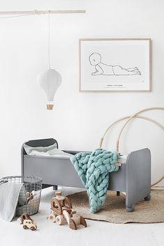 Kids room styled by Frida from Trendenser.se -
