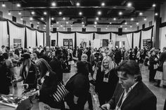 Here's a crowd shot of our eSAX Networking event, an event created for Entrepreneurs with small businesses