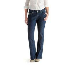 Lee Annabel Slender Secret Bootcut Jeans