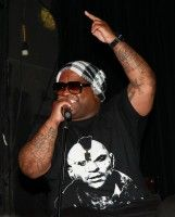 """Cee Lo Green enlightens the audience at BMI's """"How I Wrote That Song"""" panel on February 12, 2011 in West Hollywood, California"""