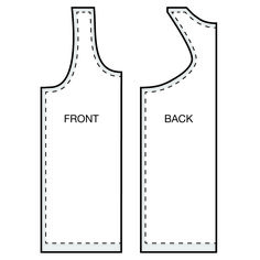Racerback tank tops are usually made out of cotton jersey and are agreat item to wear under blouses or on its own. In this tutorial I will show you how to create your own racerback tank top from scratch. 1649 downloads Racerback Tank Top Download File racerback-tank-top.pdf – 108 kB Materials- Cotton Jersey (Robert Kaufman … … Continue reading →