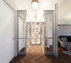 Los espacios fueron adaptados a las necesidades de los dueños.