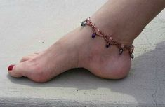 Beaded Anklet Bracelet Beach Anklet Seed Bead Anklet Foot Jewelry Anklets for Women Gift Ideas For Her