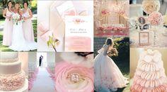 Свадьба , цвет  - розовый Бесплатный шаблон приглашения