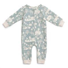 Rainbow Tie Dye Alien Face Organic One-Piece Kid Pajamas Clothes Baby Boys Romper Jumpsuit