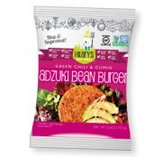 Adzuki Bean Burger--fry them up and they become SO crispy and delicious. Love them!