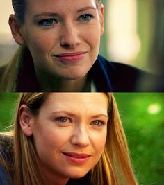 Olivia from the Pilot to the end : It's beautiful because she finally found happiness <3