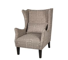 I love this chair!  just wish i had a space for it.... Expressions Accent Chair | Chairs | Living Room | Furniture | Products | Urban Barn