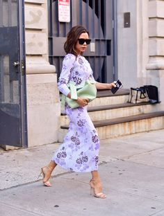 Victoria Beckham Designed 1 Runway Look You Didn't See