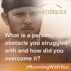 We all struggle with something. How did you overcome it?