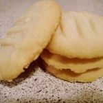 Gliten free cookie recipe bonanza! From Gluten Free Works. >>> gluten free shortbread cookies