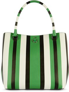 Bold Stripe Bag - Green multi Green Shoulder Bags, Shoulder Handbags,  Bucket Purse 227614d65c