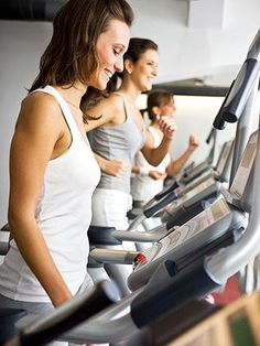 Lose excess pounds fast with this simple treadmill workout.