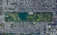"""El """"Pulmón de Nueva York"""", Central Park"""