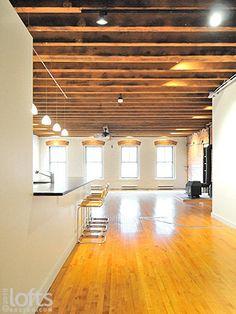 amazing loft in boston. elements of style