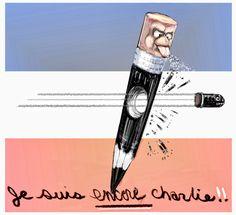 Je Suis Encore Charlie!  par nash8808