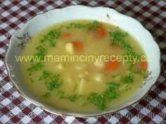 Czech Recipes, Ethnic Recipes, Cheeseburger Chowder, Soup, Soups, Chowder